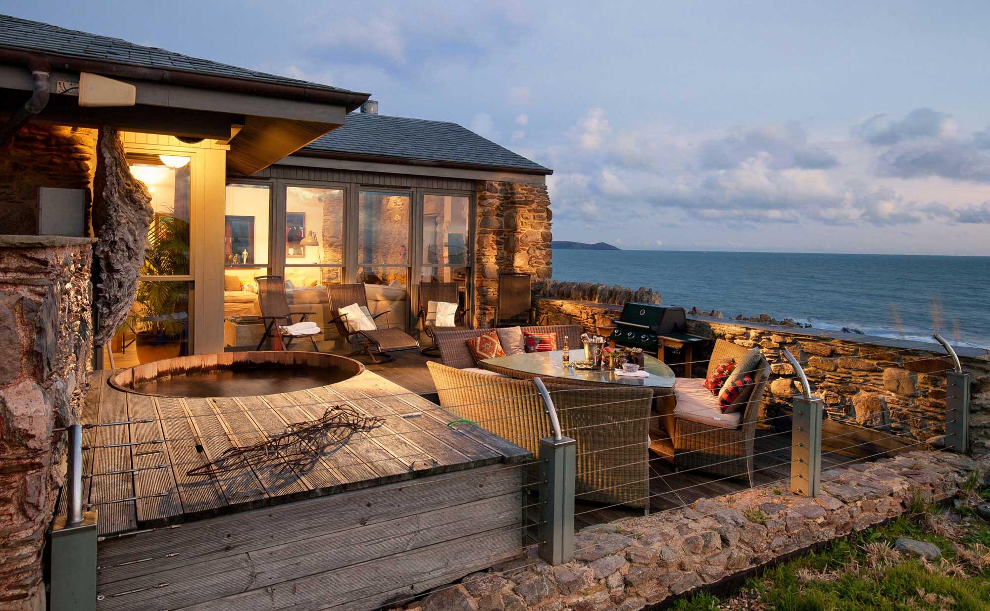 Beach Houses Cornwall