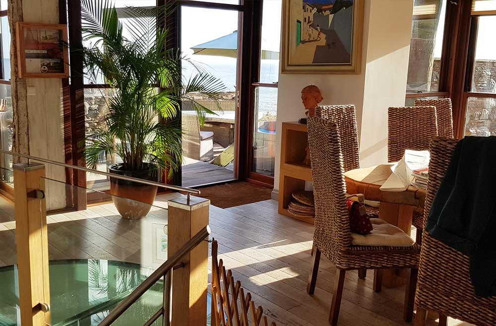 Luxury Beachfront Cottages Cornwall