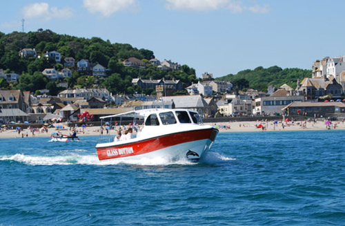 Glass Bottomed Boat Adventure Out of Looe